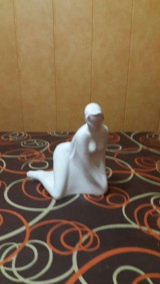 Figura de cerámica.