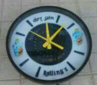 reloj luminoso. cambiaria por desbrozadora stil