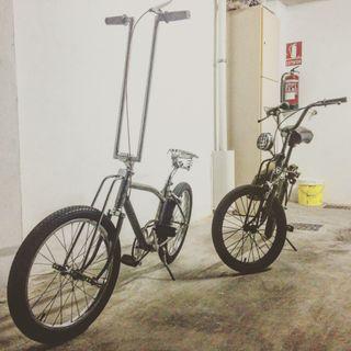 Recogida De Bicicletas!