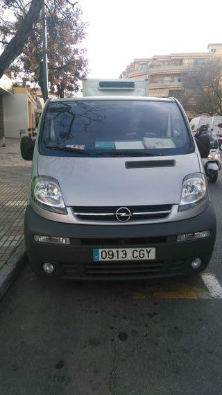 Furgoneta Opel Vivaro