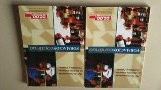 2 libros de Formación
