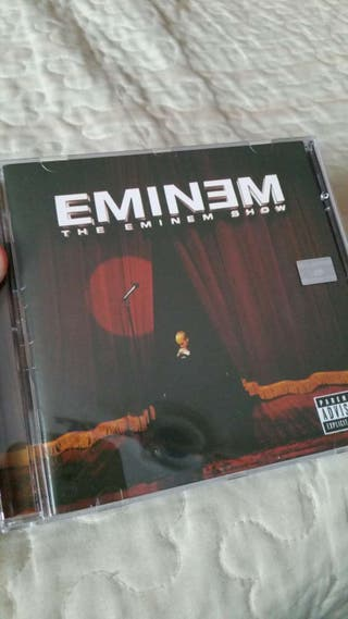 Cd rap americano eminem the eminem show