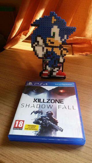 Killzone Shadow Fall PS4 *NUEVO, SIN USO*