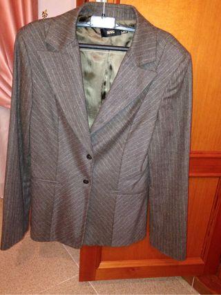 Traje Mango Talla 38/40 estilo Vintage
