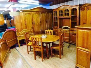 Muebles rusticos de pino de segunda mano por 1 en barcelona en wallapop - Muebles de pino rusticos ...