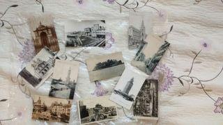 Postales 1927-1939   Censura militar