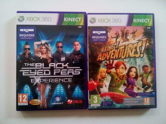 2 Juegos Kinect Xbox360 De Segunda Mano Por 8 En Getafe En Wallapop