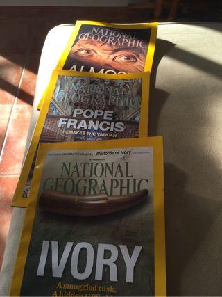 National Geographic En Ingles