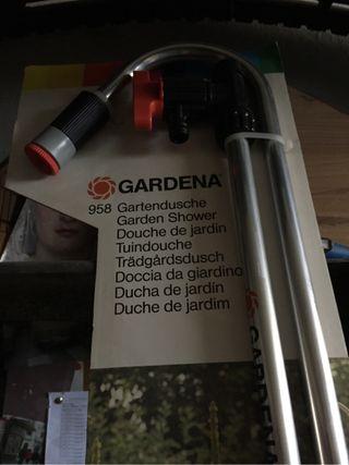 Ducha De Jardin