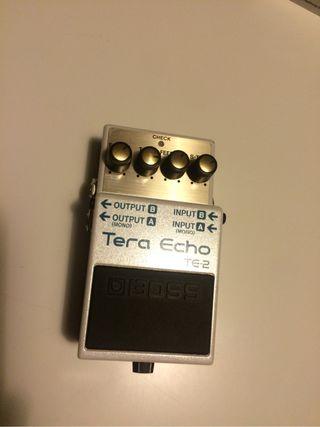 Pedal Boss Tera Echo TE-2