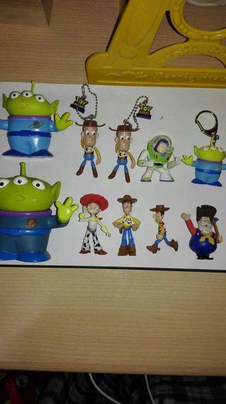 Varios de toy stori