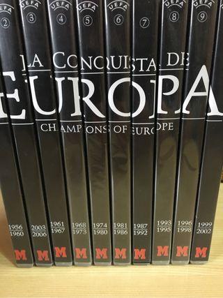 Colección La Conquista De Europa (1956-2006)