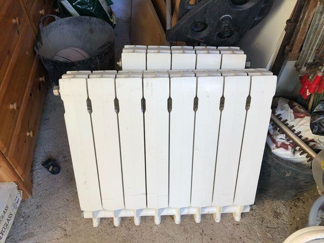 Radiadores de agua para calefaccion de segunda mano por 880 en santa br gida en wallapop - Radiadores de calefaccion de segunda mano ...