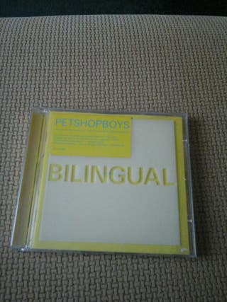 Cd de PET SHOP BOYS