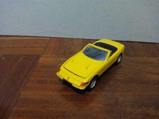 Maqueta Ferrari.
