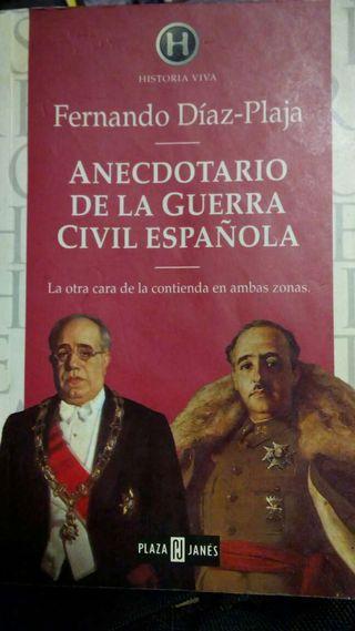 Anécdota de la guerra civil española