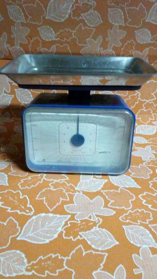 Báscula 5 kg vintage