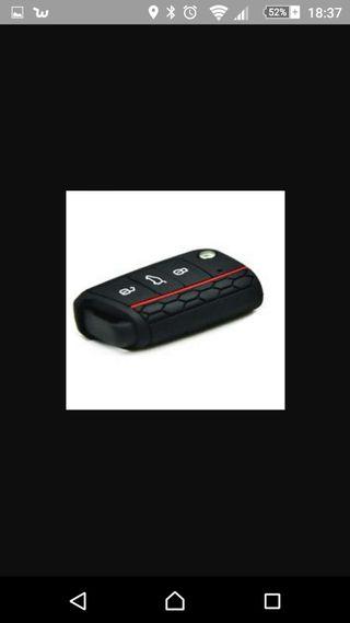 Funda llave coche Golf GTI