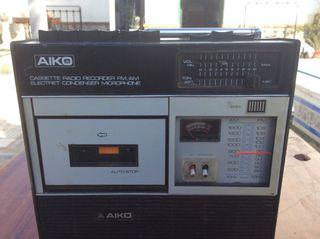 Radio Casett Aiko