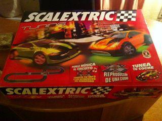 Scalextric. Tuning Series. C3.