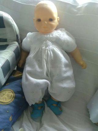 Muñeco pelón pepo