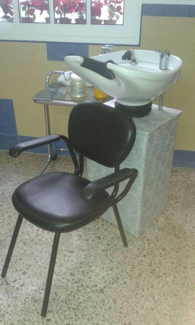 Muebles de peluqueria