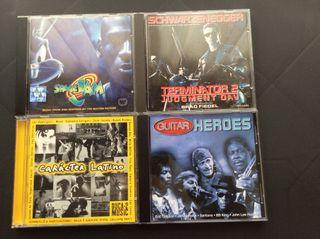 CD's Varios