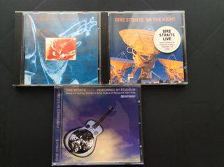 Dire Straits CD's