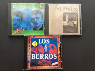 El Ultimo De La Fila CD's
