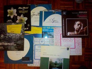 Discos de musica clasica