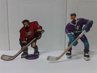 Figura articulada Mighty Ducks (Los patos poderosos)