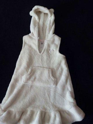 Vestido manta t. 92