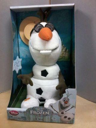 Figura Olaf de Frozen Disney