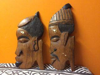 Mascaras De Madera