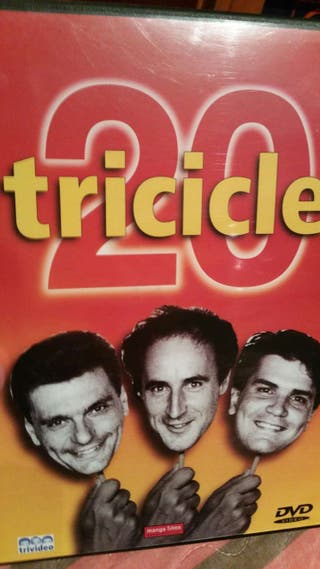 Pelicula dvd tricicle 20 humor
