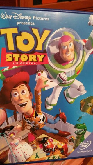 Pelicula dvd toy story walt disney