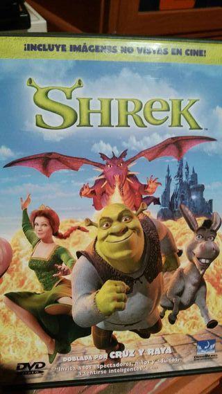 Pelicula dvd shrek dreamworks