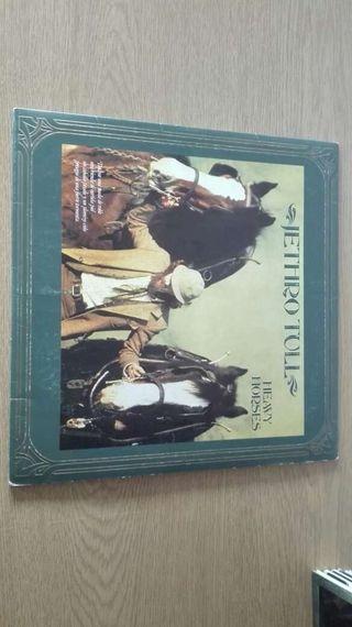 """Jethro Tull - Heavy Horses - Lp """"12"""