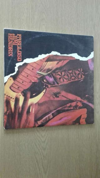 Jimi Hendrix - El Fabuloso Jimi Hendrix - Doble Lp