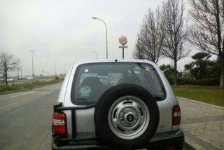 Kia sportage. 2001 turbo diésel