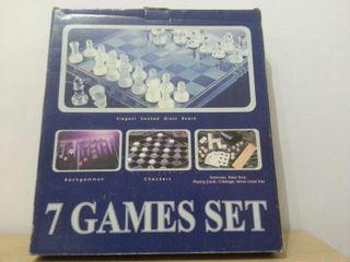7 Juegos de mesa