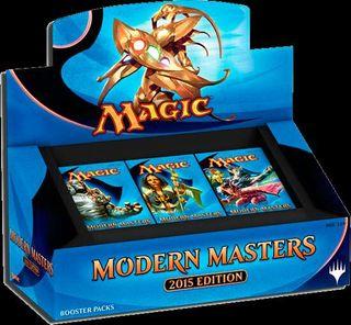 Caja modern master 2 coleccionista
