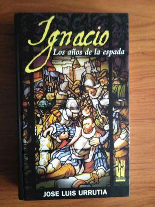 Libro de Ignacio los años de la Espada