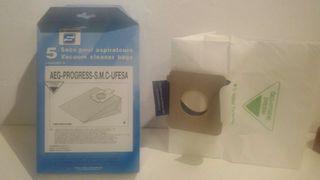 Bolsas para aspiradoras AEG - PROGRESS - S.M.C - UFESA