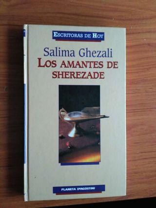 Salima Ghezali - Los amantes de Sherezade