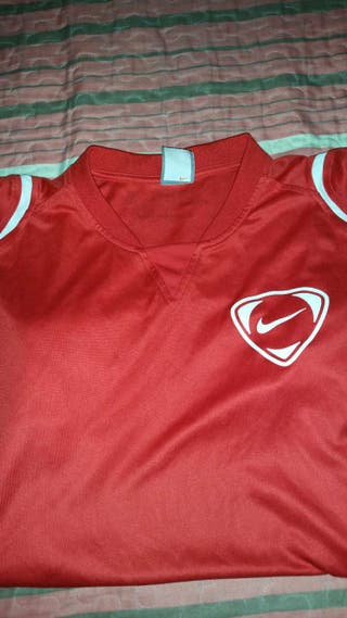 Camiseta Original Nikel Roja Entrenamiento talla L
