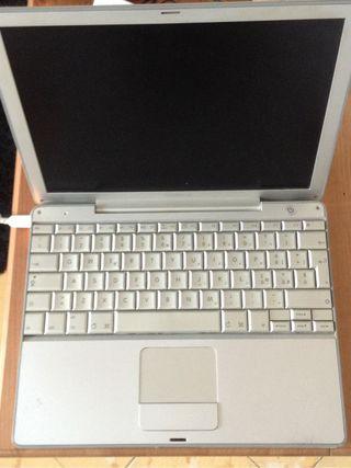 """Macbook G4 12"""" Apple"""