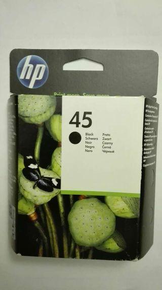 Cartucho de tinta HP 45 NUEVO