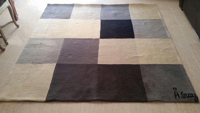Alfombra de lana - Ikea wool rug de segunda mano por 75 ...