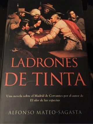 Libro Ladrones De Tinta
